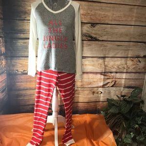 Make + model  Pajamas set . NWT